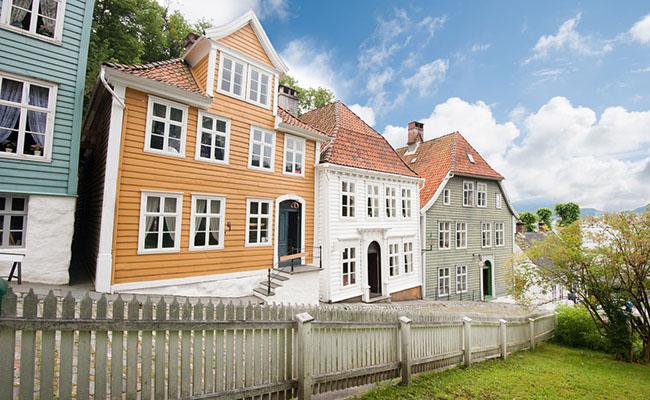 Bergen,Na Uy