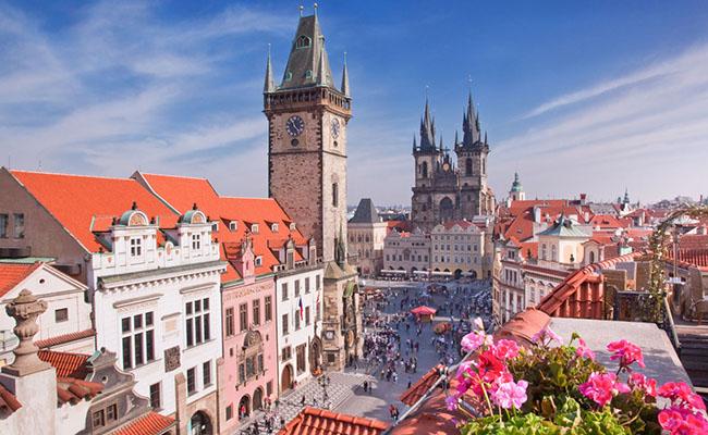 Prague,Cộng hòa Séc