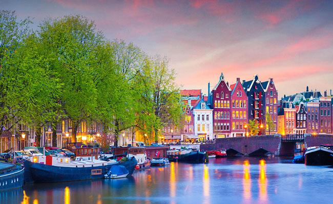 Amsterdam,Hà Lan