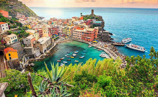 Cinque Terre,Ý