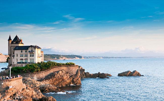 Biarritz,Pháp