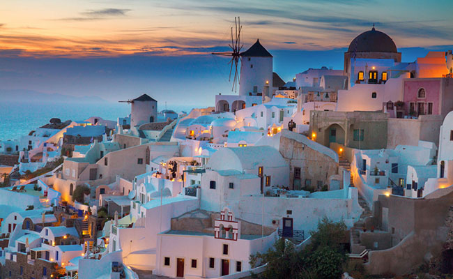 Santorini,Hy Lạp