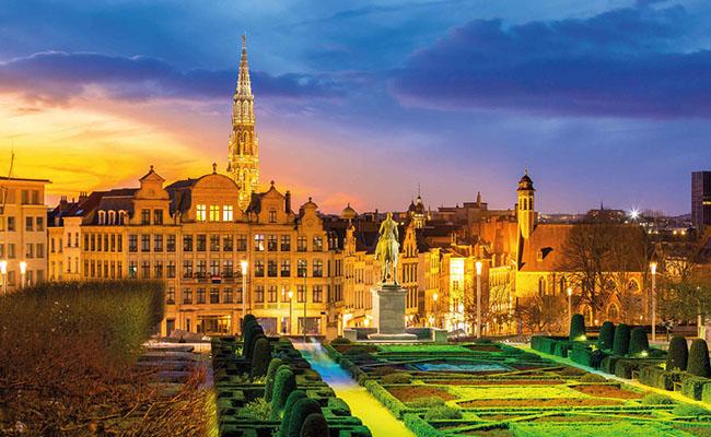 Brussels,nước Bỉ