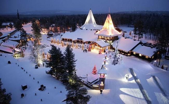 Làng Santa Claus (Phần Lan)