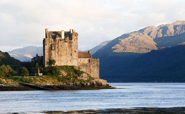 Lâu đài Eilean Donan- Scotland