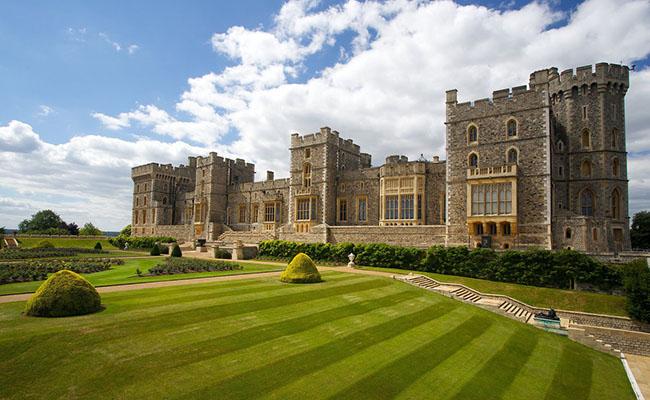 Lâu đài Windsor,Windsor - Anh