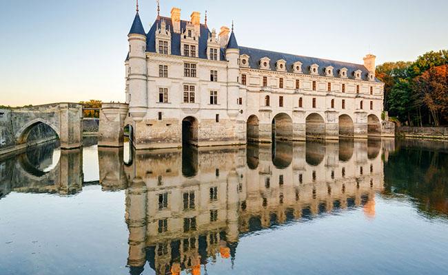 Lâu đài Chenonceau,Chenonceaux - Pháp