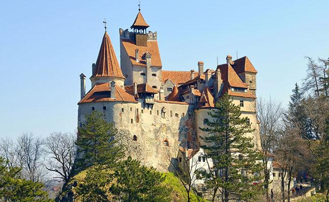 Lâu đài Bran,Bran - Romania