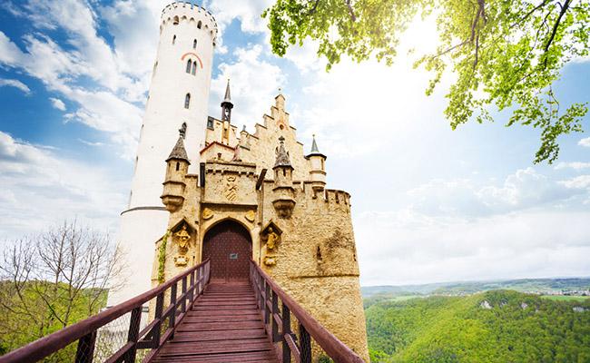 Lichtenstein Castle,Lichtenstein - Đức