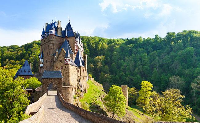 Lâu đài Eltz,Wierschem - Đức