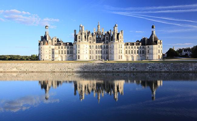 Chateau de Chambord,Chambord - Pháp