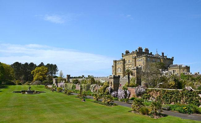 Lâu đài Culzean,Maybole - Scotland