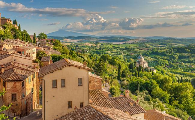 Tuscany,Ý