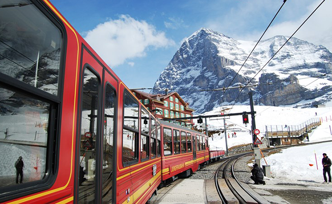 Kinh nghiệm du lịch Jungfrau bạn nên tham khảo