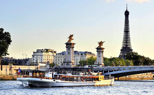 Kinh nghiệm đi lại ở Paris và đi tàu ở Pháp