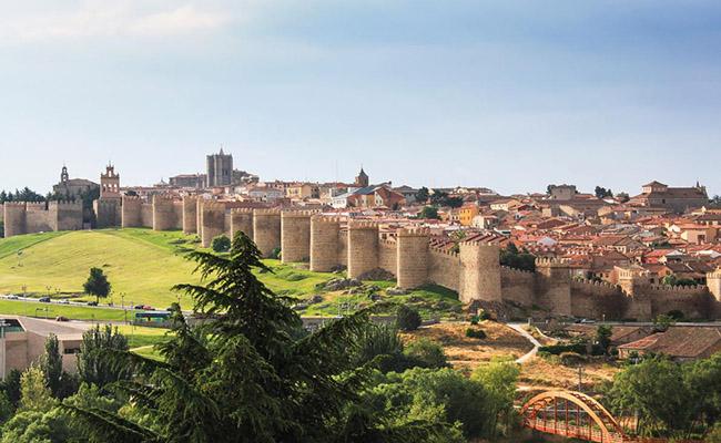 Những khu phố trung cổ đẹp nhất Châu Âu