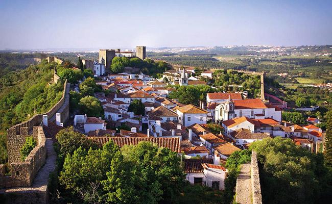 Obidos,Bồ Đào Nha