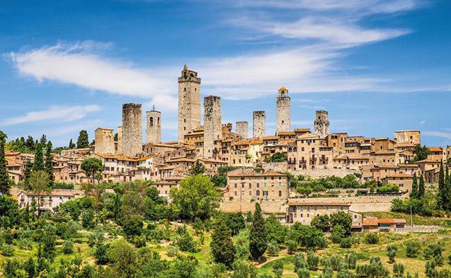 San Gimignano,Ý
