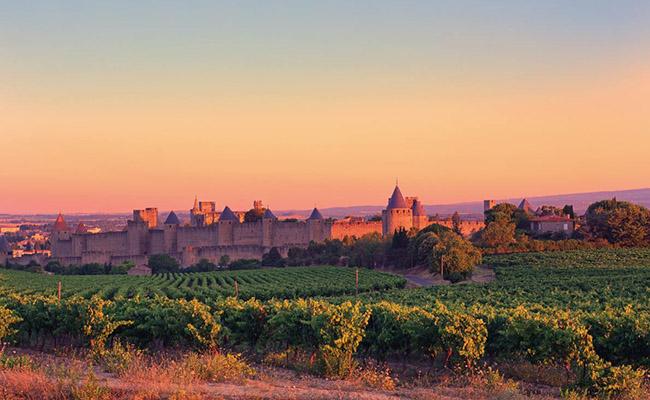 Carcassonne,Pháp
