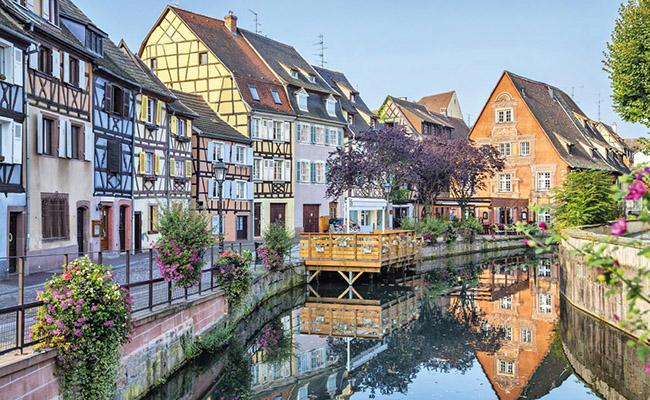 Colmar,Pháp