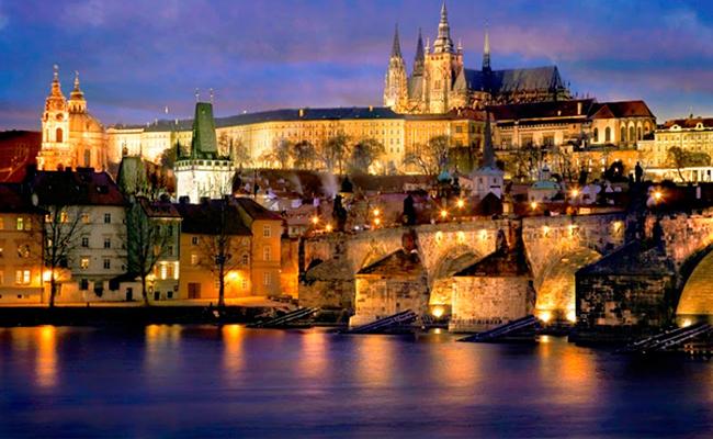 Kinh nghiệm du lịch Prague - CH Czech