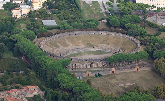 7 địa danh bạn không thể bỏ qua khi du lịch Pompeii