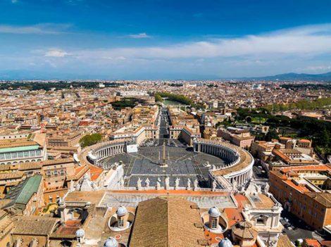5 điều thú vị về về đất nước Vatican