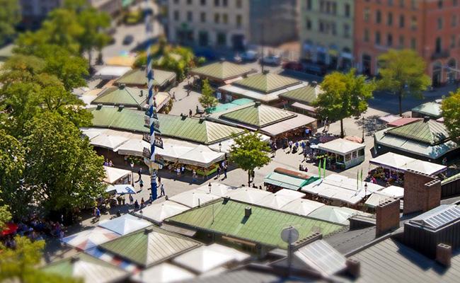Top 10 địa điểm du lịch thu hút khách nhất tại Munich