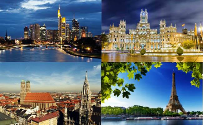 4 điều cơ bản giúp chuyến du lịch Châu Âu trọn vẹn