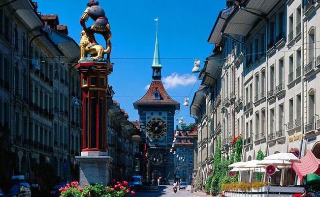 5 con phố mua sắm nổi danh nhất Châu Âu