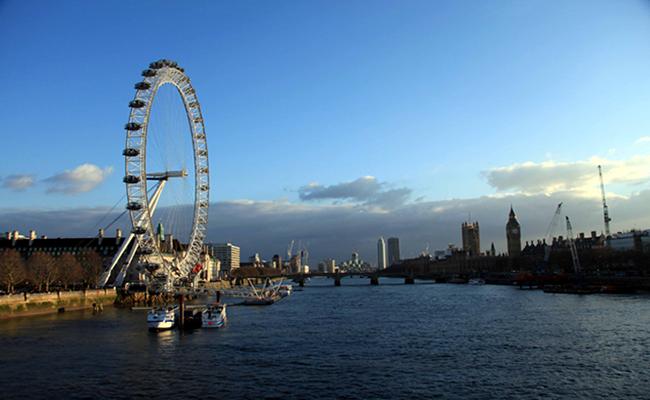 Khám phá dòng sông Thames biểu tượng của nước Anh