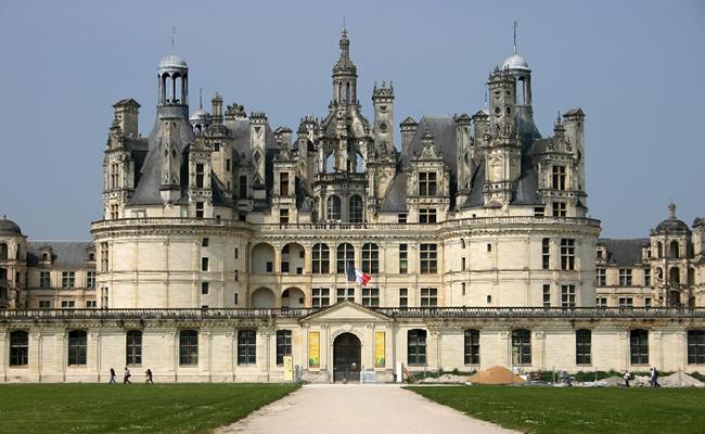 Thung lũng sông Loire thiên đường cổ tích