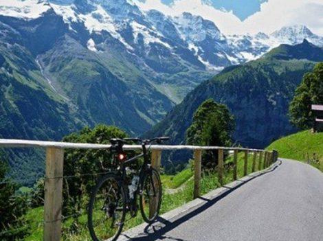 Khám phá ngôi làng Gimmelwald ngồi làng nổi tiếng của Thụy Sĩ