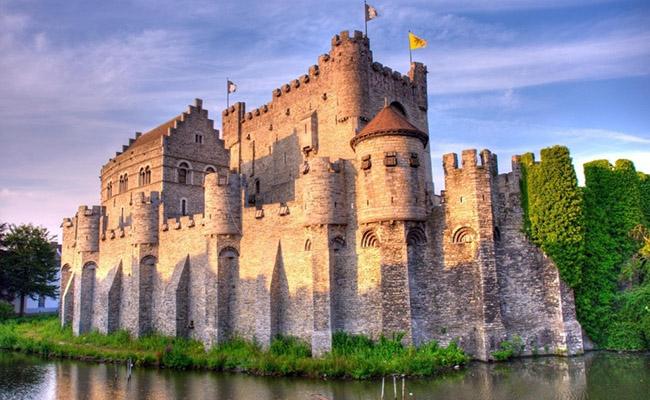 4 địa điểm du lịch nổi tiếng nhất ở Bỉ