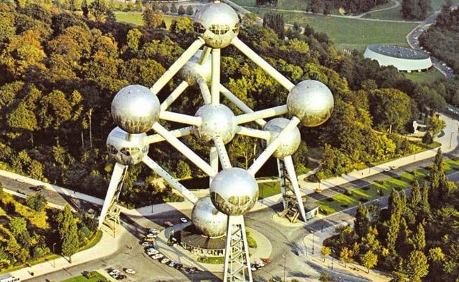 4 địa điểm du lịch thu hút khách nhất tại Bỉ