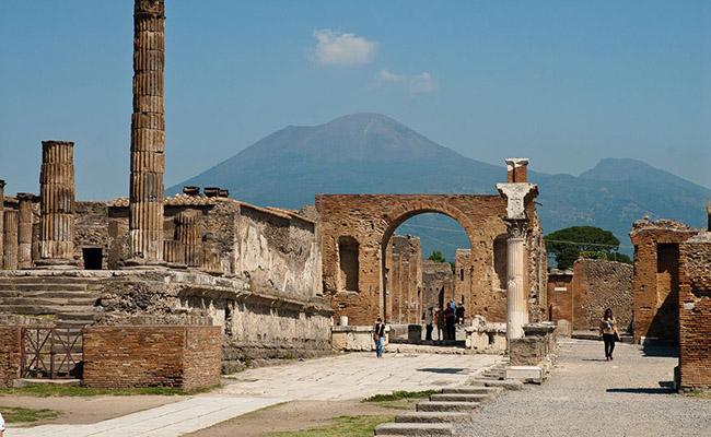 Khu di tích Pompeii
