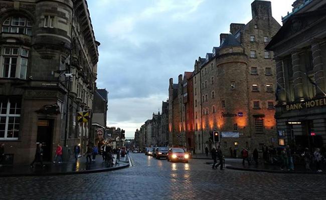 Bản đồ du lịch Scotland khám phá những địa danh hấp dẫn