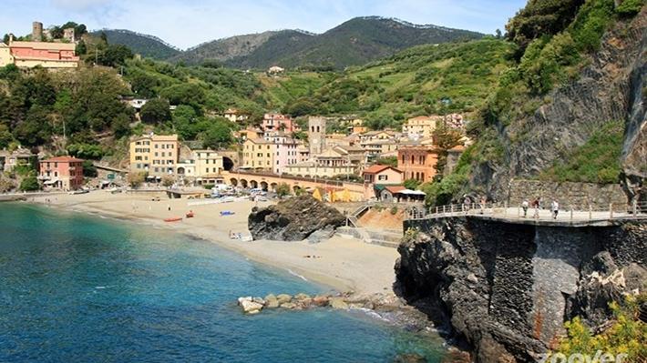 Du lịch Cinque Terre