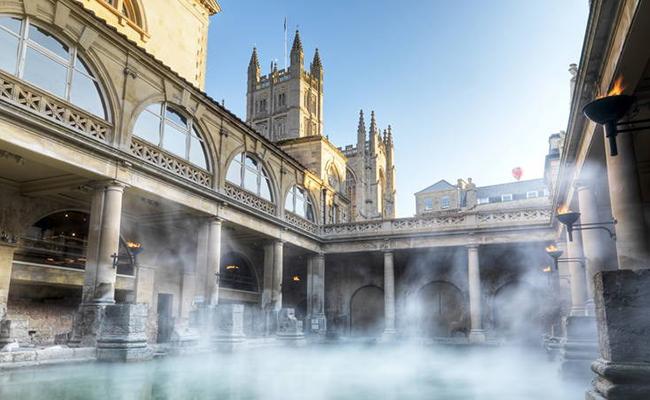 Các chi phí cần thiết bạn nên biết khi du lịch Bath ở Anh