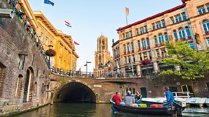 Du lich Utrecht khám phá trái tim của Hà Lan