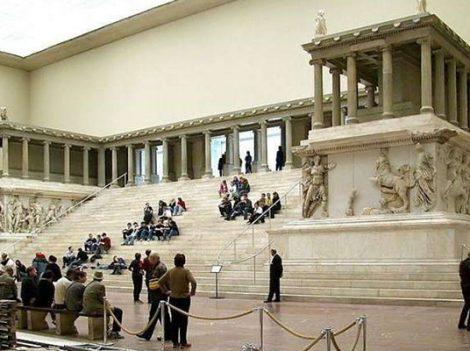 Khám phá 3 bảo tàng nổi tiếng nhất tại Berlin