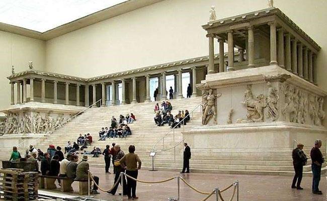 Bảo tàng Pergamon- Khám phá 3 bảo tàng nổi tiếng nhất tại Berlin