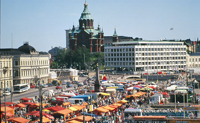 Kauppatori, Helsinki, Phần Lan