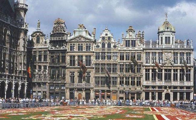 3 địa điểm du lịch Bỉ bạn không thể bỏ qua khi tới đây