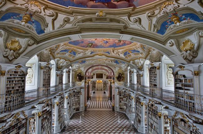 10-lua-chon-du-lich-ao-thu-vien-admont-abbey