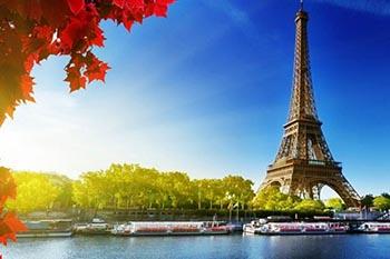 Tour đỏ : Pháp – Luxembourg – Đức – Hà Lan – Bỉ  7 Ngày