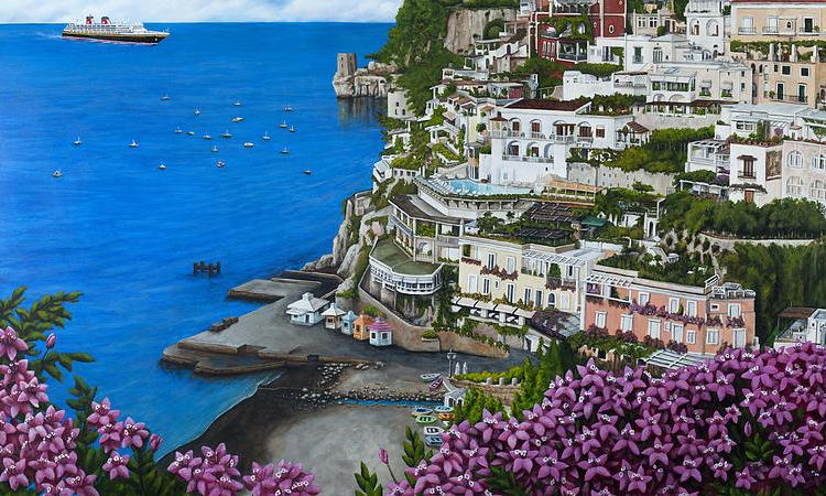 TOUR du lịch Positano giá rẻ khám phá thành phố đầy mộng mơ