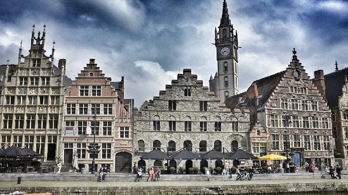 Du lịch Ghent giá rẻ khám phá một trong những nơi đáng đến nhất Bỉ