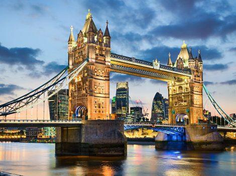 5 địa điểm tuyệt vời tại London không phải ai cũng biết
