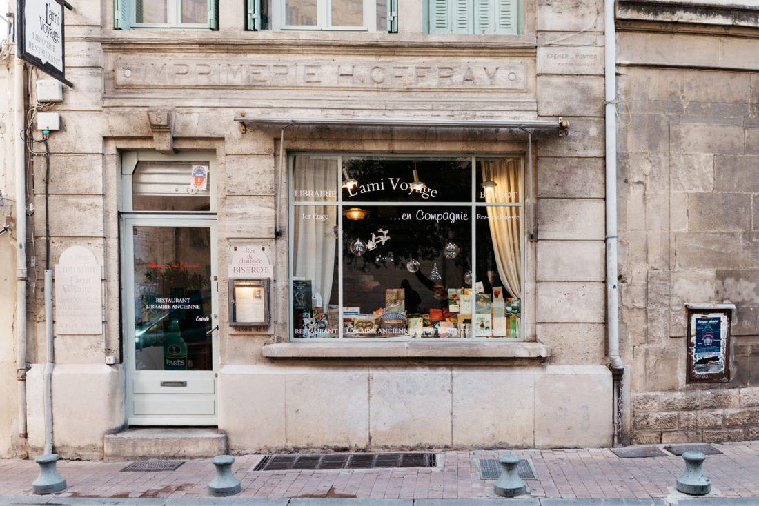L'Ami Voyage en Compagnie - một góc an bình tại Avignon
